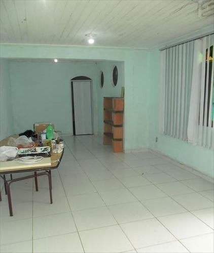 ref.: 3493 - casa em praia grande, no bairro quietude - 4 dormitórios