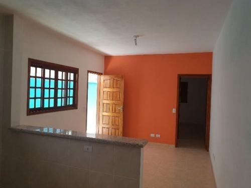 (ref: 3497)casas e sobrados - itanhaém/sp - balneário marajá