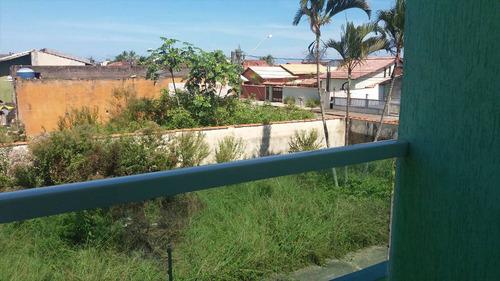 ref.: 35 - casa condomínio fechado em itanhaém, no bairro cibratel ii - 3 dormitórios