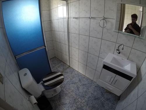 ref.: 3502 - apartamento em praia grande, no bairro guilhermina - 1 dormitórios