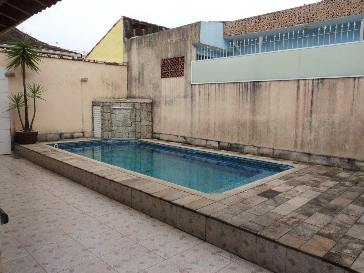 ref.: 350201 caiçara casa 03 dorms + suíte + piscina 650 mil
