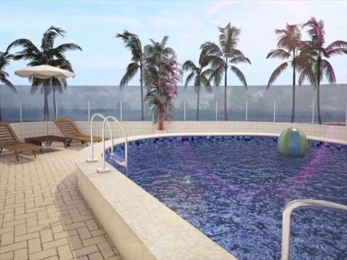 ref.: 3503 - apartamento em praia grande, no bairro caicara - 2 dormitórios
