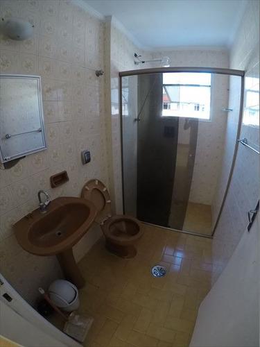 ref.: 3505 - apartamento em praia grande, no bairro boqueirao - 2 dormitórios