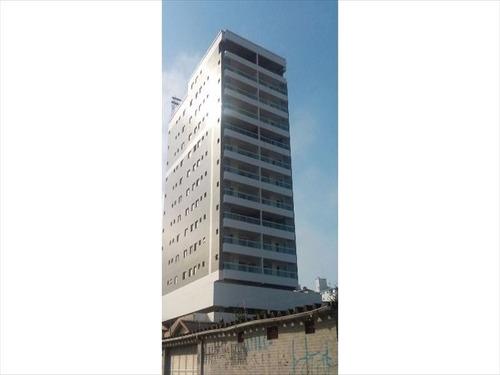 ref.: 3505 - apartamento em praia grande, no bairro canto do forte - 2 dormitórios