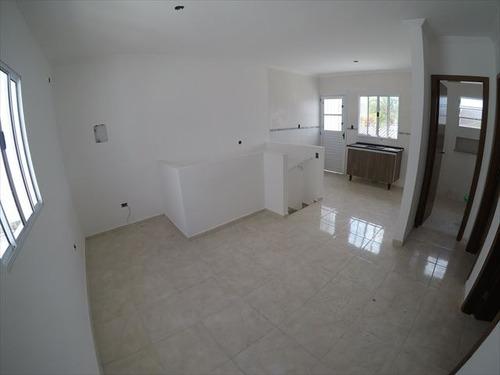 ref.: 3508 - casa condomínio fechado em praia grande, no bairro sitio do campo - 2 dormitórios