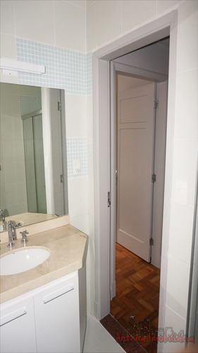 ref.: 3512 - apartamento em sao paulo, no bairro higienopolis - 2 dormitórios
