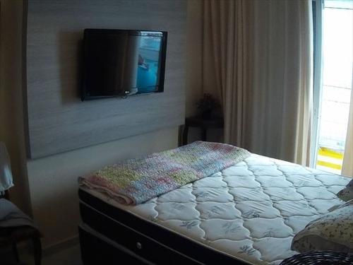 ref.: 3519 - apartamento em praia grande, no bairro guilhermina - 3 dormitórios