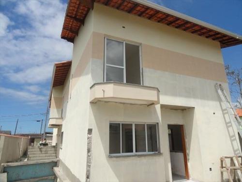ref.: 352 - casa em mongagua, no bairro jardim praia grande - 2 dormitórios