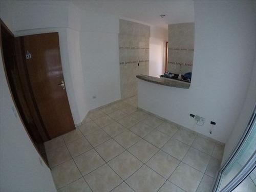 ref.: 3522 - apartamento em praia grande, no bairro boqueirao - 1 dormitórios