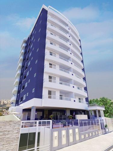ref.: 3523 - apartamento em praia grande, no bairro aviacao - 2 dormitórios