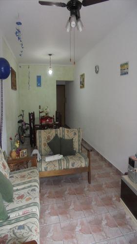 ref.: 352704 - apartamento em mongagua, no bairro centro - 2 dormitórios