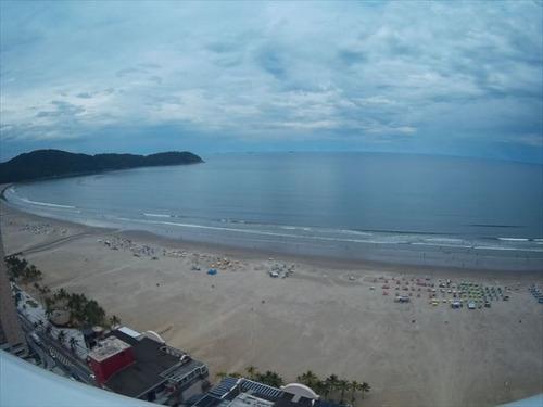 ref.: 3528 - apartamento em praia grande, no bairro guilhermina - 4 dormitórios