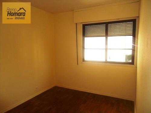ref.: 353 - apartamento em sao paulo, no bairro higienopolis - 2 dormitórios