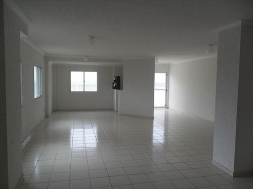 ref.: 3532 - apartamento em praia grande, no bairro guilhermina - 3 dormitórios
