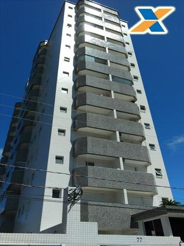 ref.: 3537 - apartamento em praia grande, no bairro canto do forte - 2 dormitórios