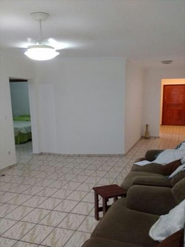 ref.: 3539 - apartamento em praia grande, no bairro guilhermina - 2 dormitórios