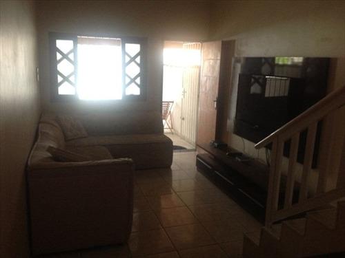 ref.: 35401 - casa em praia grande, no bairro vila caiçara - 2 dormitórios