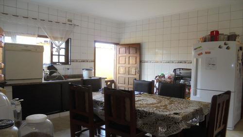 ref.: 354804 - casa em mongagua, no bairro vera cruz - 3 dormitórios
