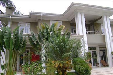 ref.: 3555 - casa condomínio fechado em cotia, no bairro haras guancan - 5 dormitórios