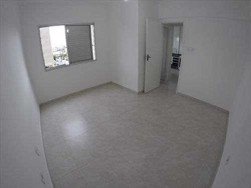 ref.: 3556 - apartamento em praia grande, no bairro boqueirao - 1 dormitórios
