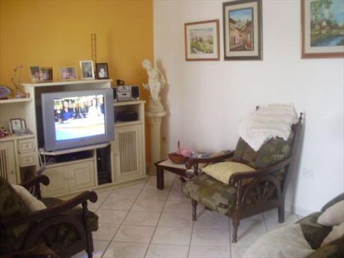 ref.: 356 - casa condomínio fechado em mongagua, no bairro jardim praia grande - 3 dormitórios