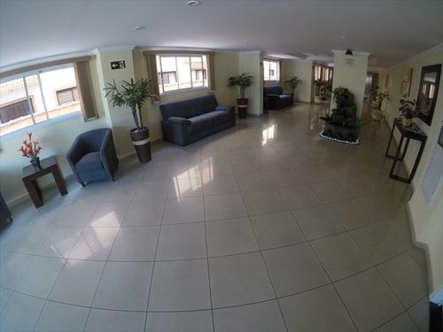 ref.: 3560 - apartamento em praia grande, no bairro canto do forte - 1 dormitórios