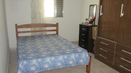 ref.: 35800 - casa em itanhaém, no bairro ivoty - 2 dormitórios