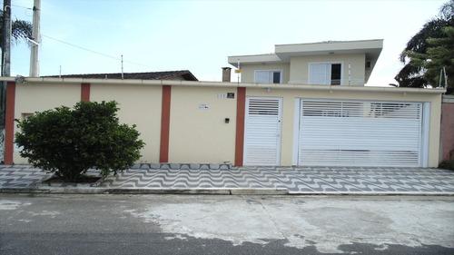 ref.: 358004 - casa em praia grande, no bairro solemar - 4 dormitórios