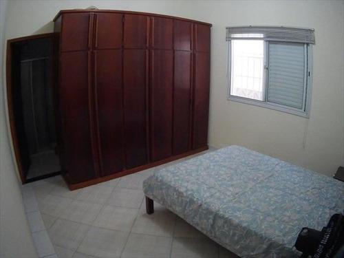 ref.: 3588 - casa em praia grande, no bairro canto do forte - 3 dormitórios