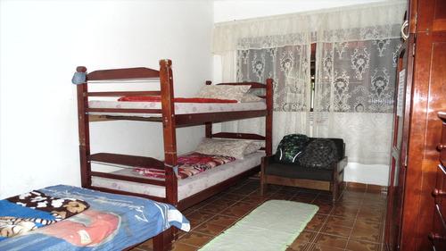ref.: 359804 - casa em mongagua, no bairro pedreira - 3 dormitórios