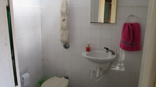 ref.: 3600 - casa em itanhaém, no bairro jardim itapel - 2 dormitórios