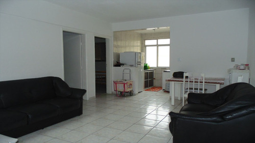 ref.: 360004 - apartamento em mongagua, no bairro centro - 2 dormitórios