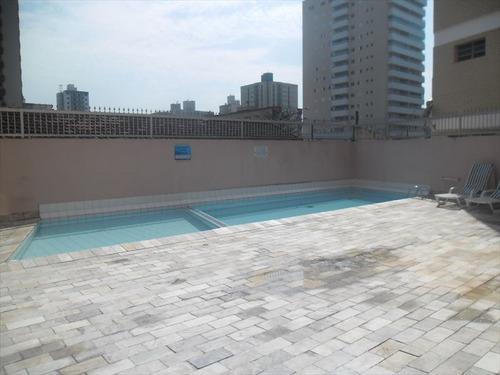 ref.: 3605 - apartamento em praia grande, no bairro tupi - 1 dormitórios