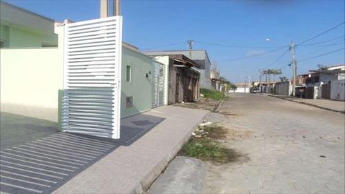 ref.: 36400 - casa em itanhaém, no bairro jardim corumbá - 2 dormitórios