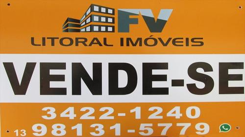 ref.: 366 - terreno em itanhaém, no bairro cibratel ii