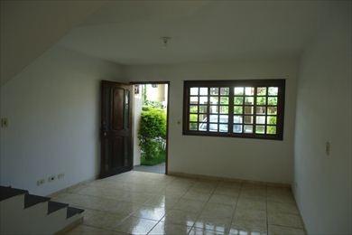 ref.: 3681 - casa condomínio fechado em cotia, no bairro vila de itália - 2 dormitórios