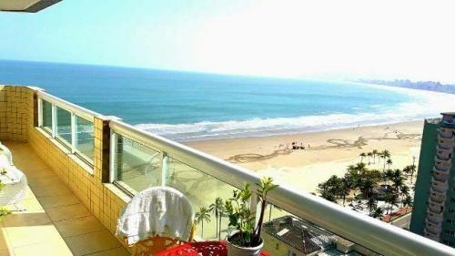 (ref: 3682) cobertura - praia grande/sp - canto do forte