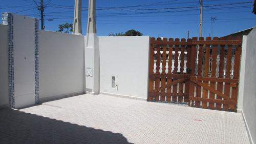 ref.: 371 - casa em itanhaem, no bairro nossa sra do sion - 2 dormitórios