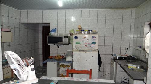 ref.: 373704 - casa em mongagua, no bairro vila atlantica - 3 dormitórios