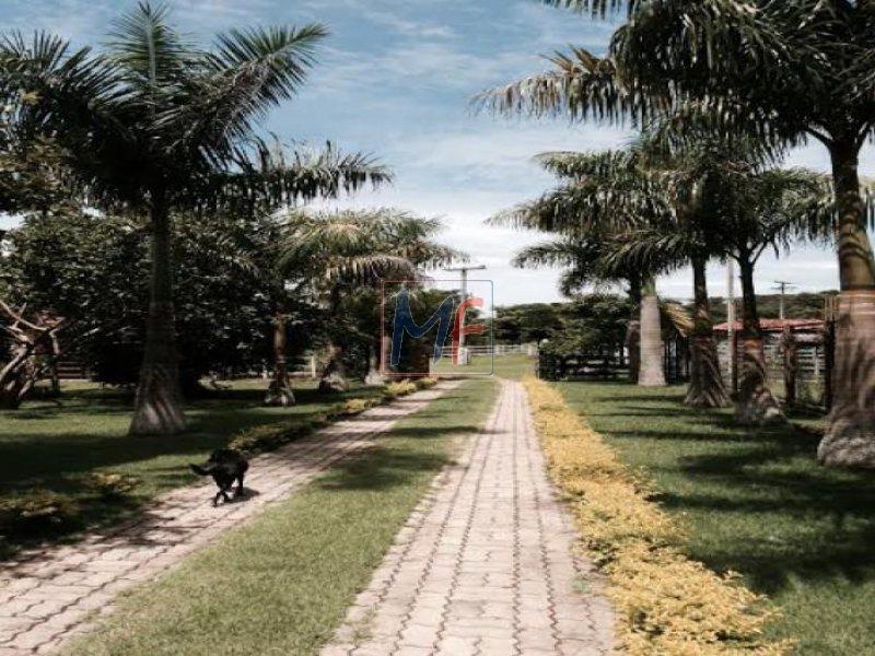 ref 3758- sitio a 162 km de sp-guareí -bairro areia branca 12 alqueires/1000a.c. otima oportunidade para investidor. - 3758