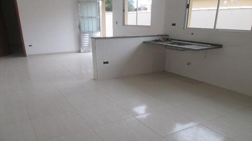 ref.: 377 - casa em itanhaém, no bairro nossa sra do sion - 2 dormitórios