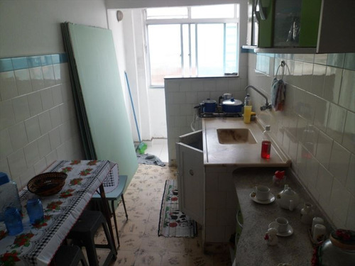 ref.: 377300 - espaçosa kitchenette mobiliada - só 125 mil!