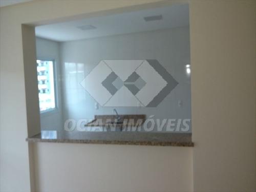ref.: 378 - apartamento em praia grande, no bairro ocian - 2 dormitórios