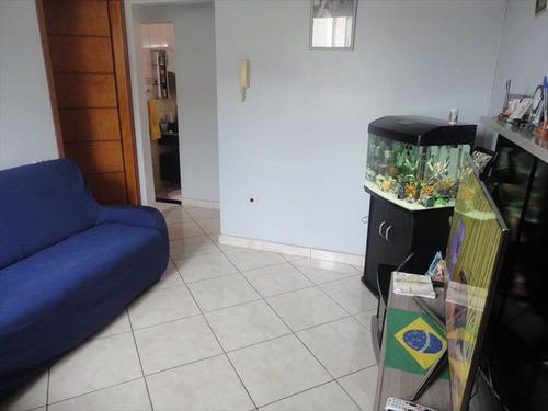 ref.: 37801 - apartamento em sao vicente, no bairro parque sao vicente - 1 dormitórios