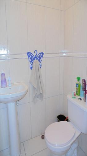 ref.: 379004 - casa condomínio fechado em mongagua, no bairro nossa senhora de fatima - 2 dormitórios