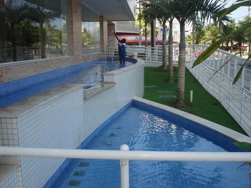 ref.: 3794 - apartamento em praia grande, no bairro guilhermina - 2 dormitórios