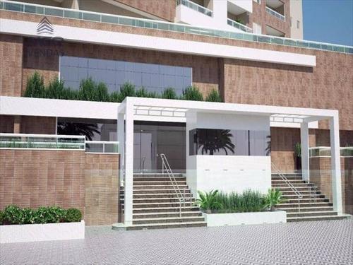 ref.: 3801 - apartamento em praia grande, no bairro caicara - 2 dormitórios