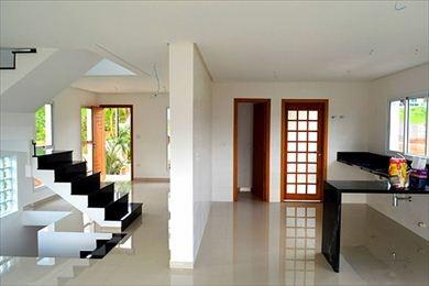ref.: 3812 - casa condomínio fechado em cotia, no bairro palm hills - 4 dormitórios