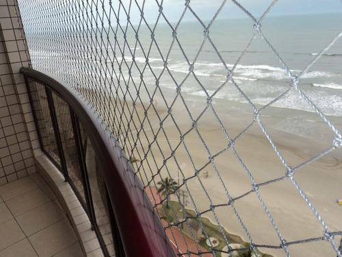 ref.: 381600 caiçara beira mar apto 02 dorms/suíte 410 mil