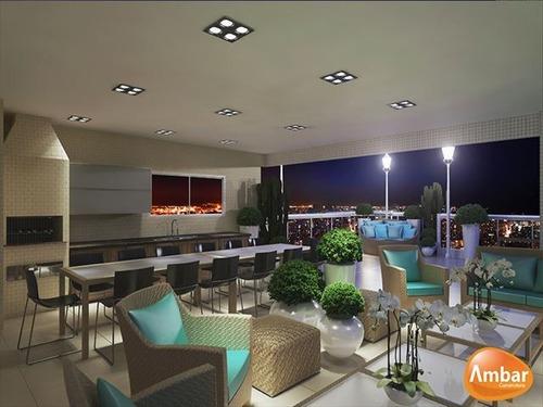 ref.: 3817 - apartamento em praia grande, no bairro tupi - 1 dormitórios